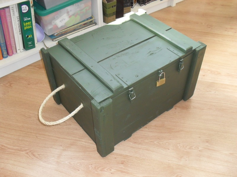 Caja para la M60 y demas cajas para el Display R0s4Ln