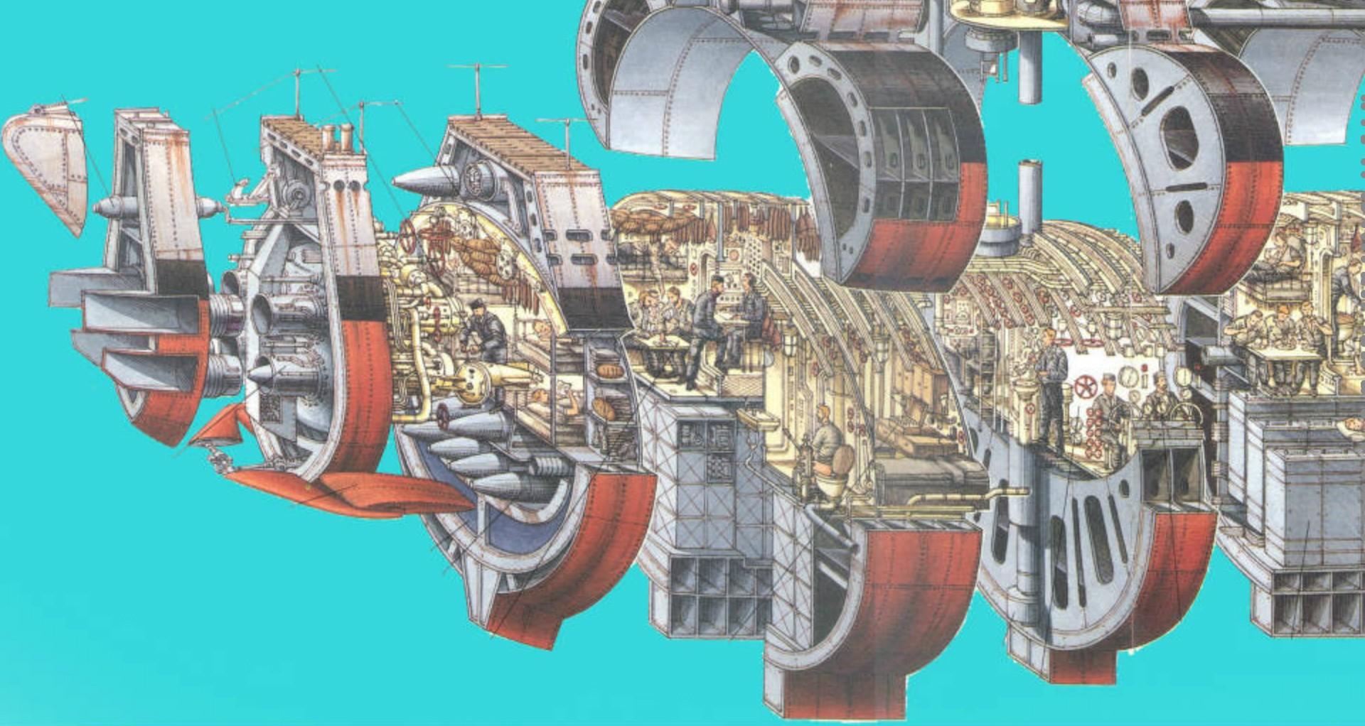 U-552 TRUMPETER Echelle 1/48 - Page 3 Vk3H39