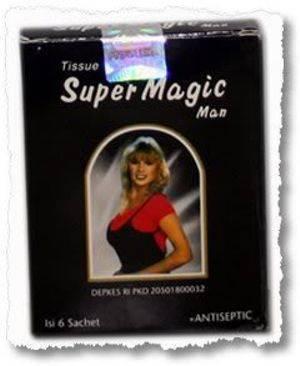 SUPERMAGIC TISSUE - WWW.BATINMALAYSIA.COM VrUUsh