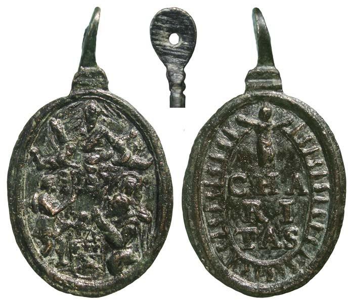 Medalla a identificar - MR541  WU3MHd
