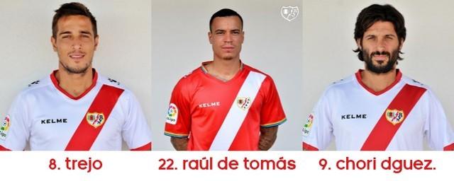 [J12] Cádiz C.F. - Rayo Vallecano - 28/10/2017 18:00 h. Walt7J