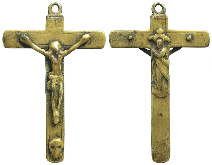 Crucifijo bifaz - CC109 XWbI6j