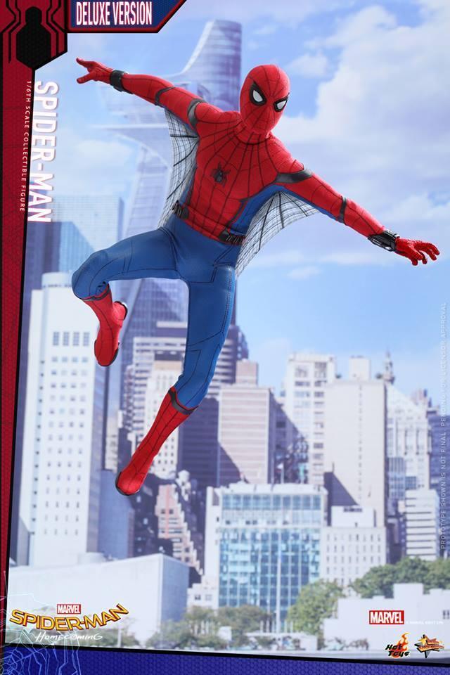 Spider-Man Homecoming : Spider-Man  1k2Pcw