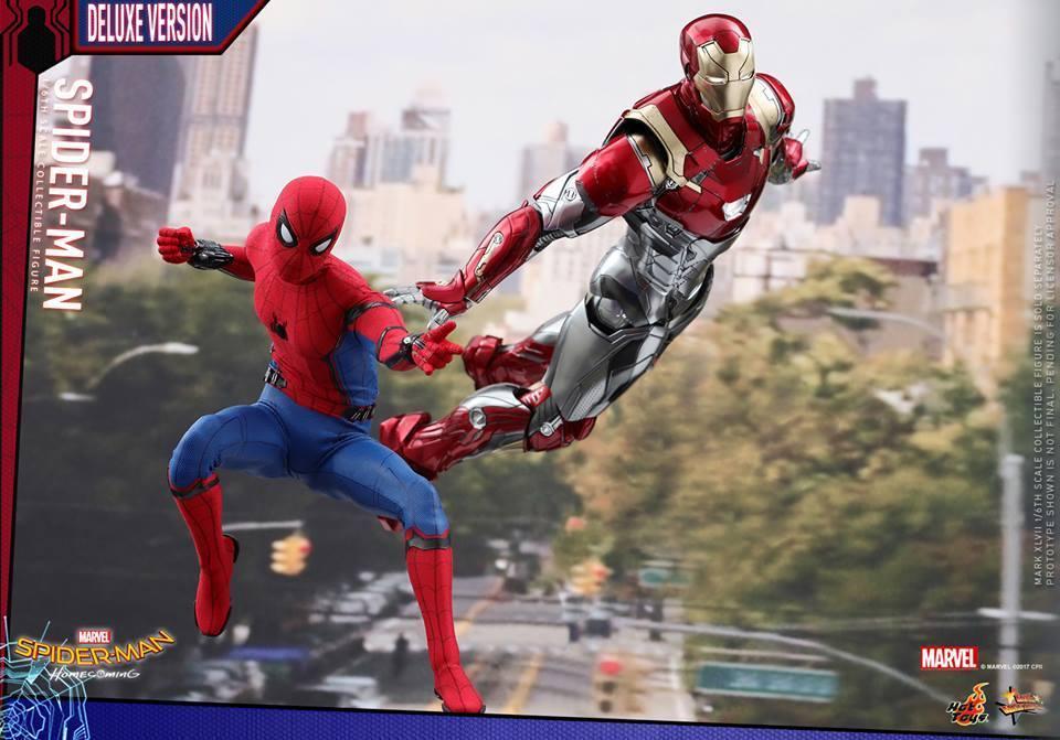 Spider-Man Homecoming : Spider-Man  2K6MQl