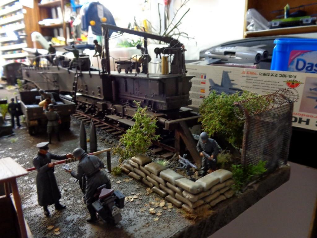 Diorama Ferroviaire avec  K5 Leopold au 1/35 petite MAJ 12/11/16 - Page 2 9e4edw