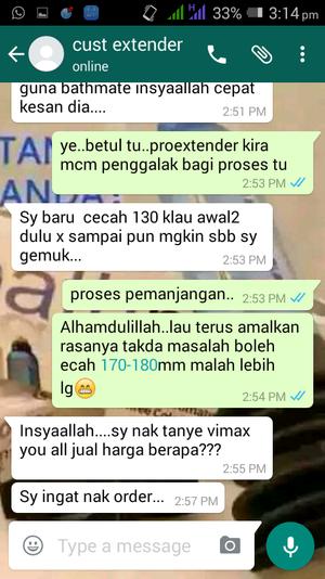 Pro Extender Ver 3 | Alat Tambah Saiz Untuk Lelaki | WWW.BATINMALAY.COM ASIhXv