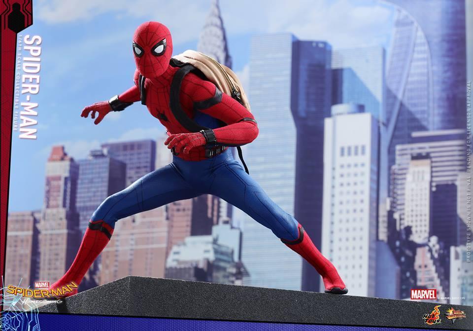 Spider-Man Homecoming : Spider-Man  EFPMCF