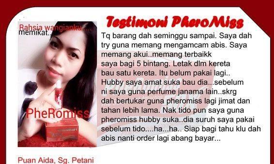 Pheromiss 50X Ori Perfume - WWW.BATINMALAYSIA.COM EjViLj