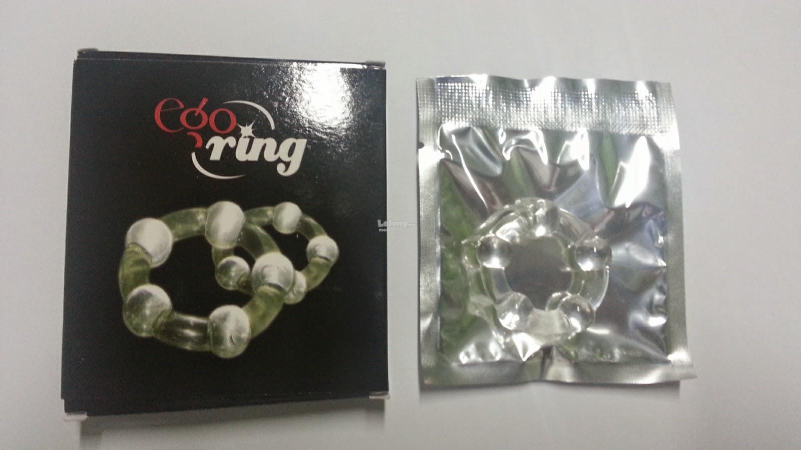 Ego Ring - Cincin Keraskan Zakar - Kedai Online Suami Isteri Hp8624