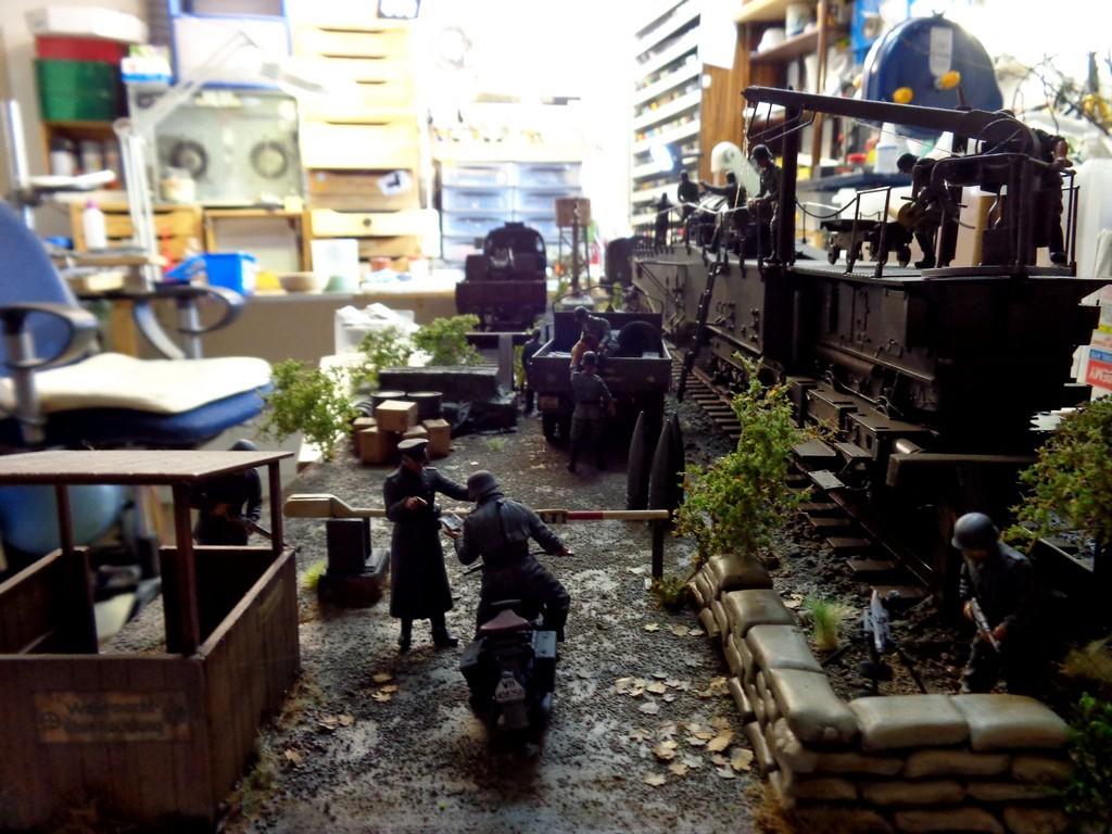 Diorama Ferroviaire avec  K5 Leopold au 1/35 petite MAJ 12/11/16 - Page 2 IqHPqt