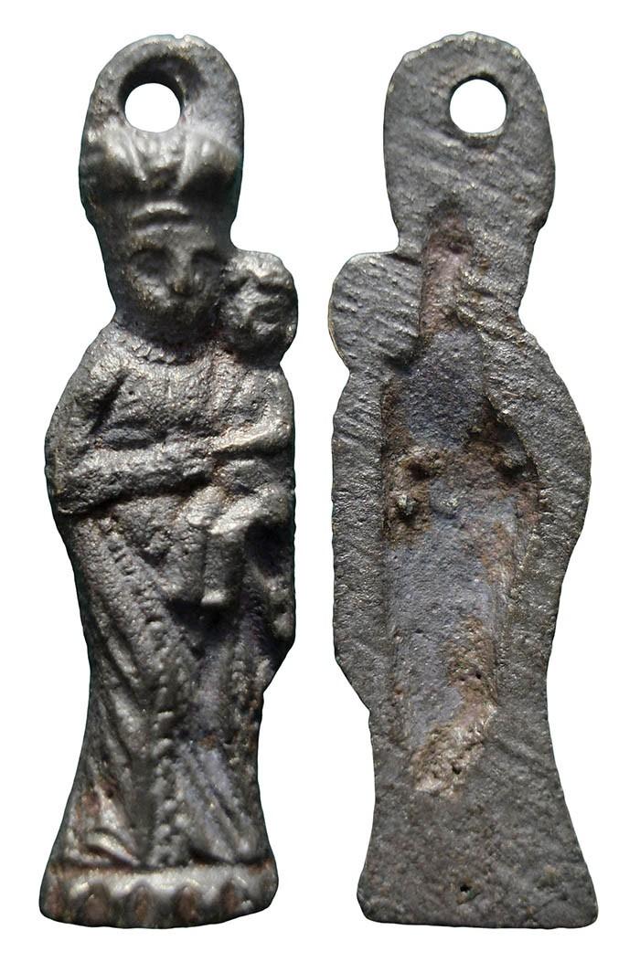 Virgen con Niño - MF067 JjlZ7P