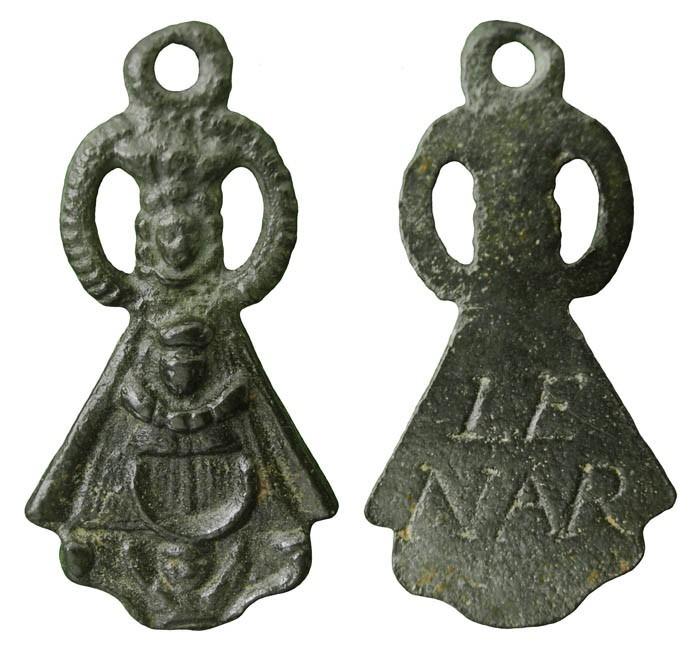 Virgen de Aránzazu - MF057 (R. M. PFV Aránzazu 1) LCmbHf