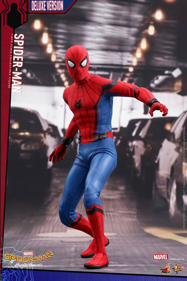 Spider-Man Homecoming : Spider-Man  MvGOU8