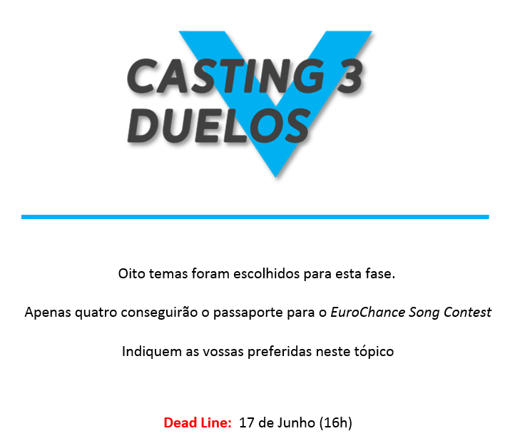 Casting 3 - Duelos NpBzPj