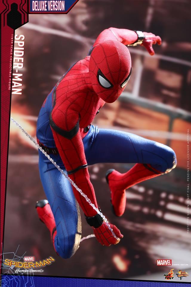 Spider-Man Homecoming : Spider-Man  OQ8JvR