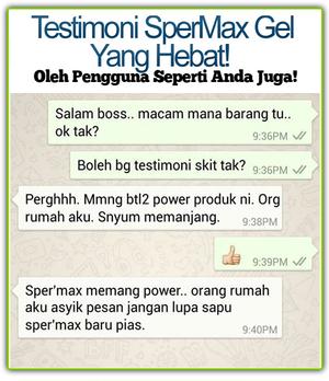 spermax malaysia Ot3oPn
