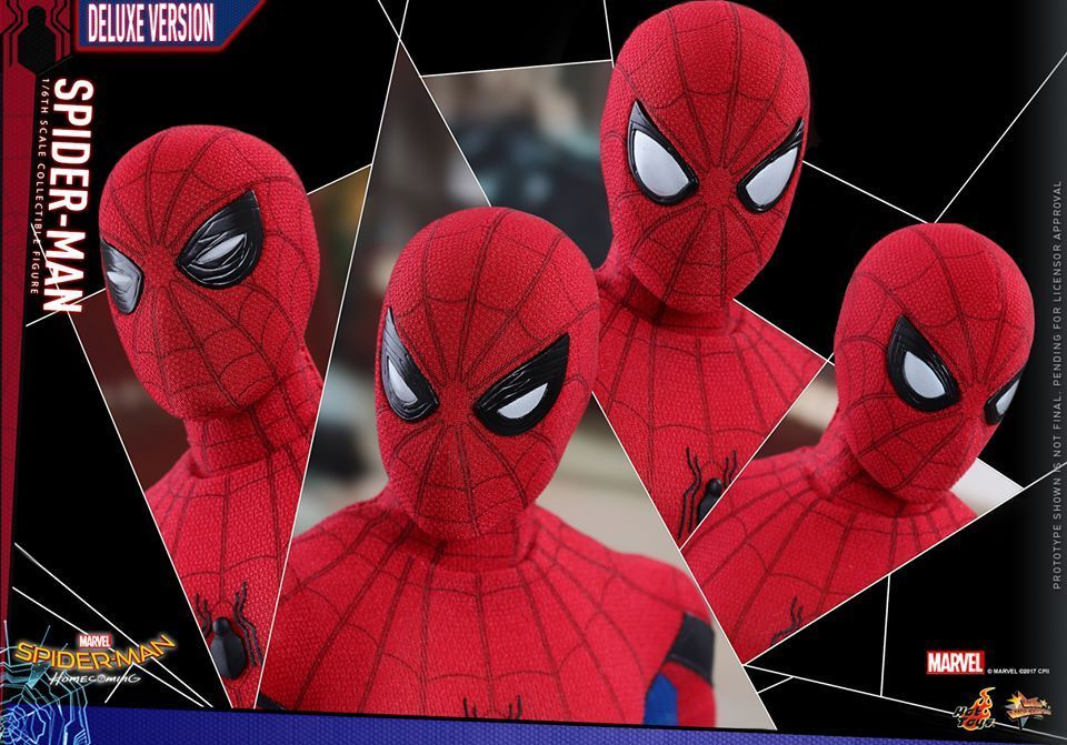 Spider-Man Homecoming : Spider-Man  Pw2wb2