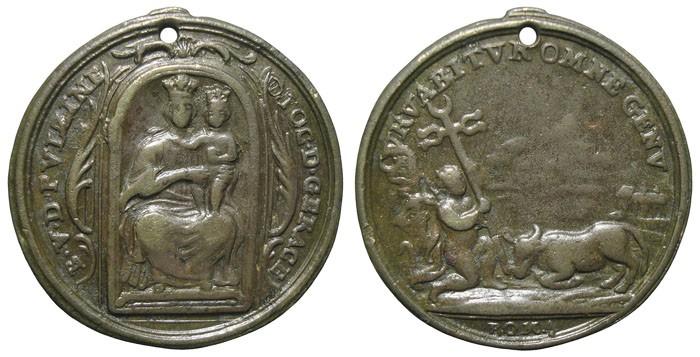 Virgen de Polsi / Milagro de Polsi - MR559- (R.M. SXVIII-C140) RMFTxQ