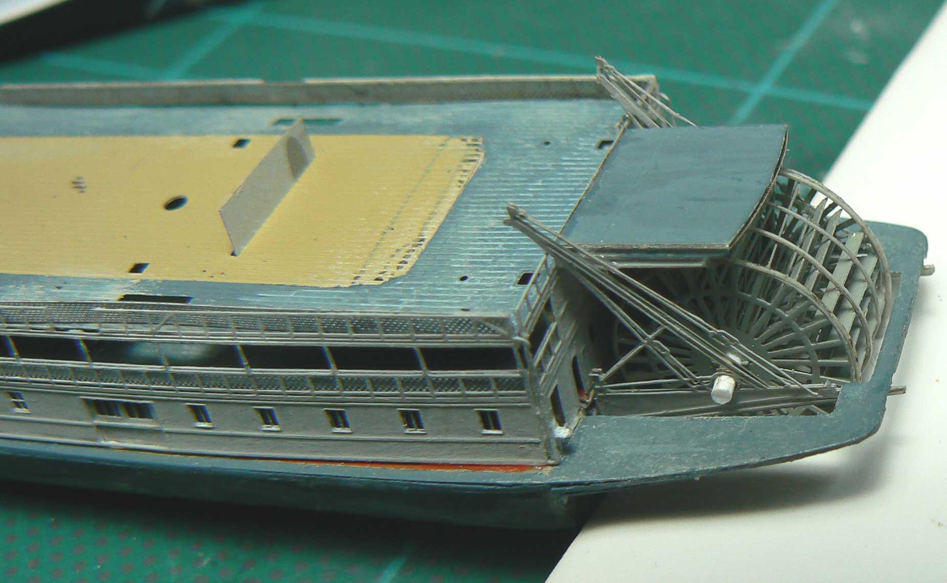 MARE ISLAND NAVAL SHIP YARD  1/700 Ssszmr