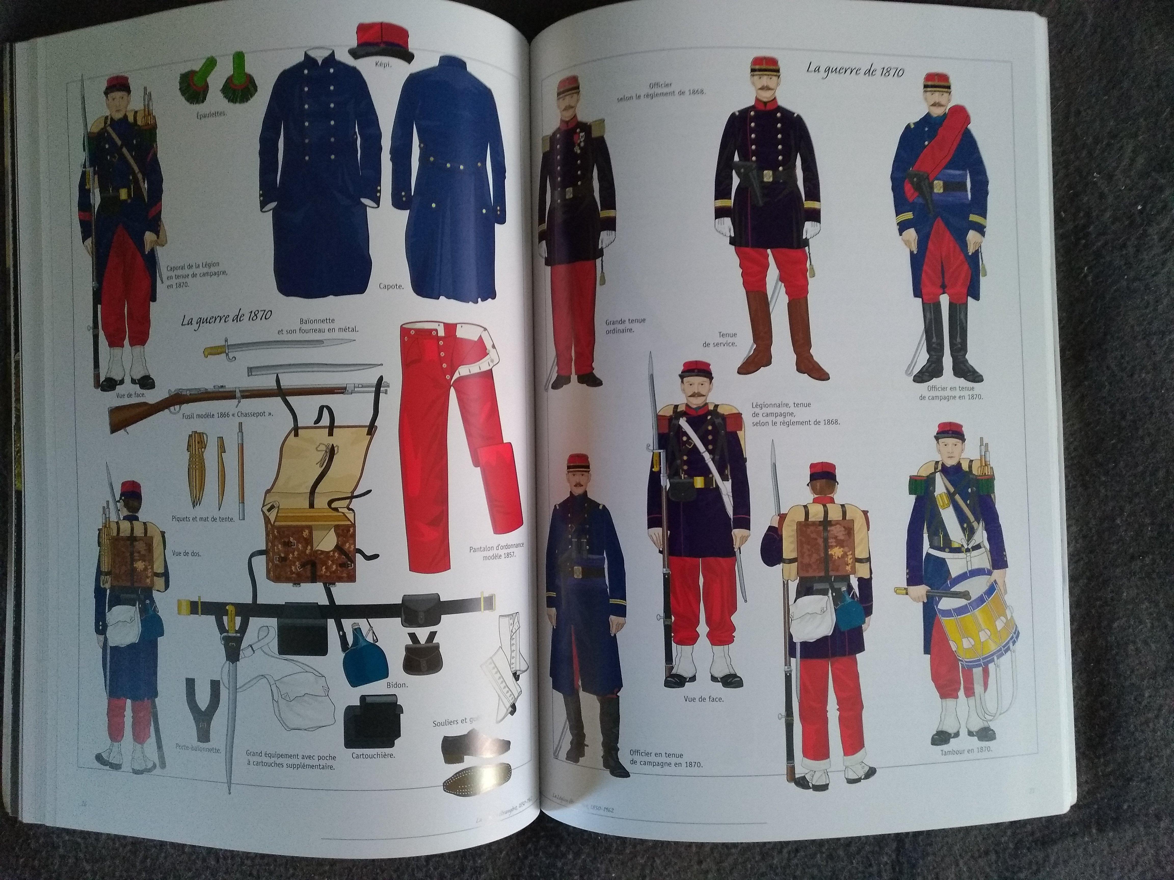 REVUE SOLDAT / LA LEGION 1831-1962 TEzX4E