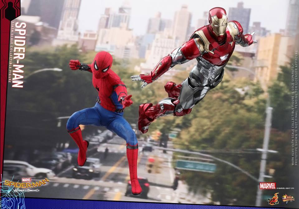 Spider-Man Homecoming : Spider-Man  TWFwAL