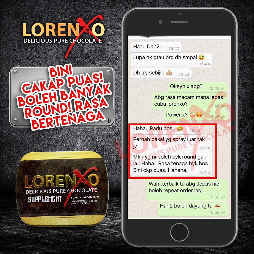 Lorenxo Cokelat Untuk keras dan tahan lama X8QE82