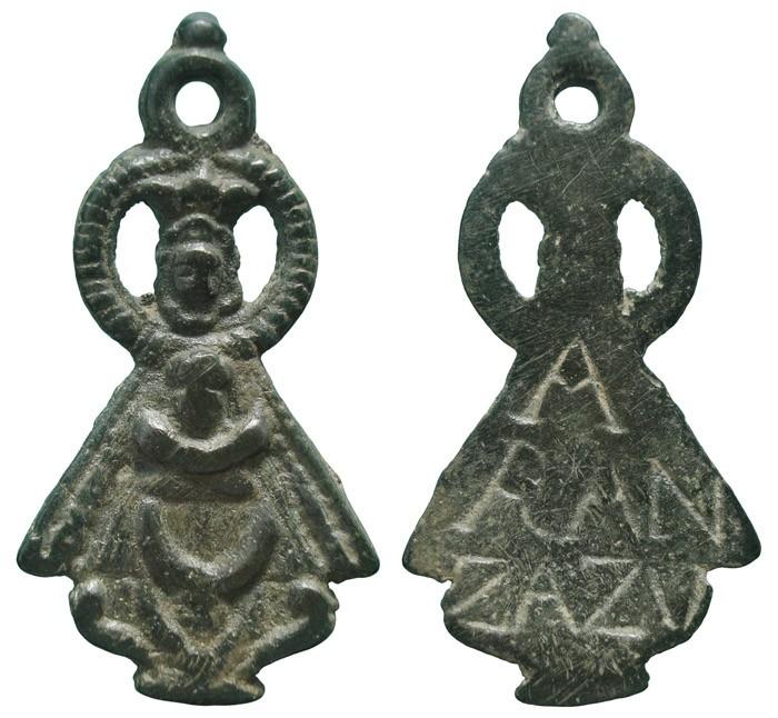 Virgen de Aránzazu - MF057 (R. M. PFV Aránzazu 1) ZtSvY3
