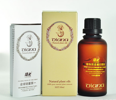 USA Diana Natural Plant Oil for Male Organ Enlargement (50ml BAPZ8n