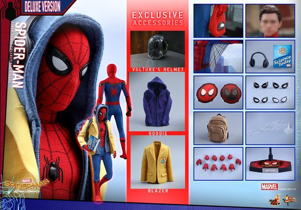 Spider-Man Homecoming : Spider-Man  CMEDaF