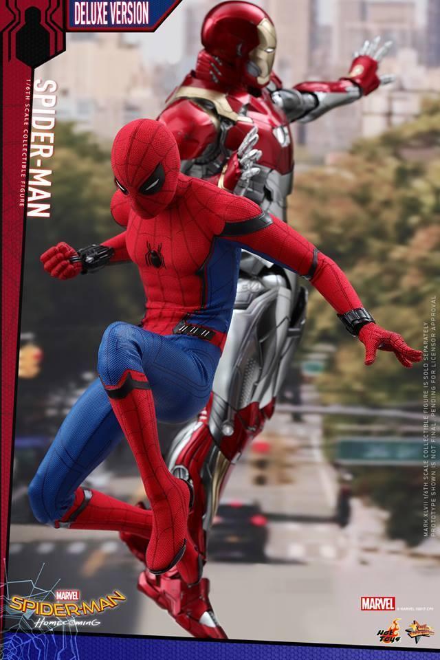 Spider-Man Homecoming : Spider-Man  EyEKPZ
