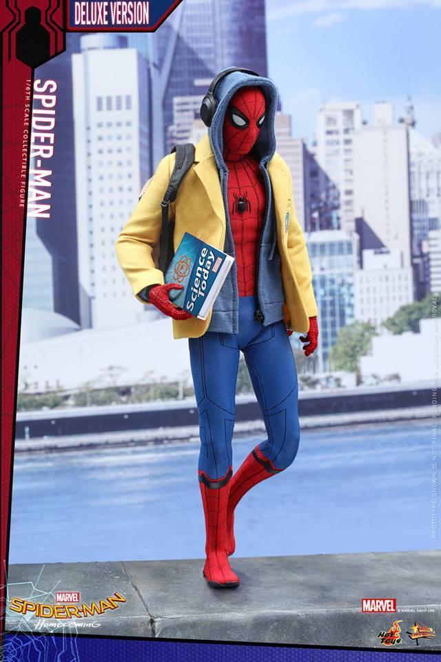 Spider-Man Homecoming : Spider-Man  H2KPiU
