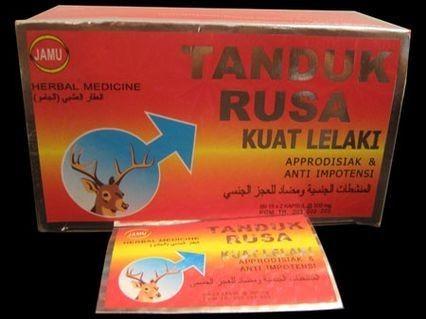 TANDUK RUSA KAPSUL - www.BATINMALAYSIA.com JNlHiu