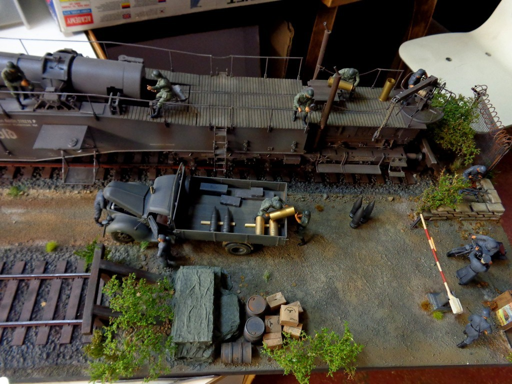 Diorama Ferroviaire avec  K5 Leopold au 1/35 petite MAJ 12/11/16 - Page 2 JiPZyi