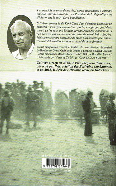 ELEVE à LA DIGNITE - Mémoires 1923-1954 / Général Le Boudec Nh7VcD