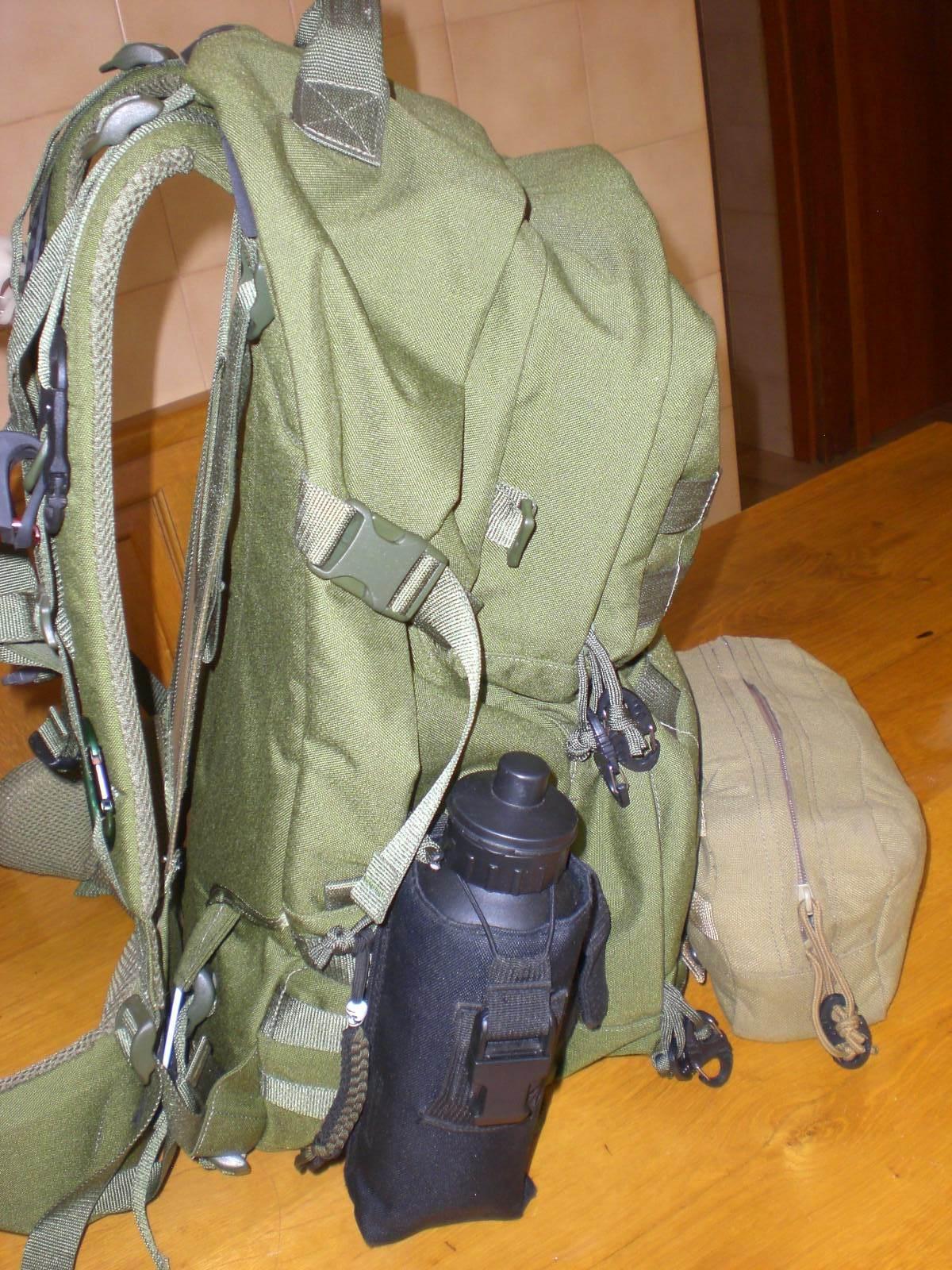 Patrol Pack Vent...Substitucion de una vieja amiga. Oqgcmi