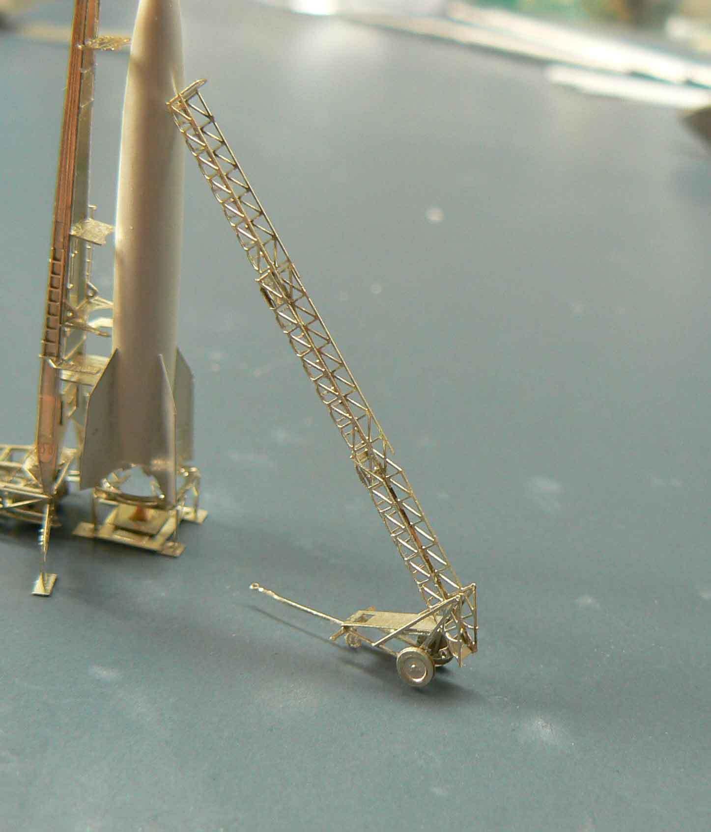 Fusée V2 - A4 au 1/350° QkXOOF