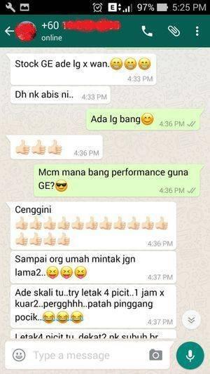 Gambir Emas Performance Gel - WWW.BATINMALAYSIA.COM Rlpsz7