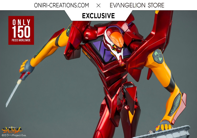 Oniri Créations : evangelion - EVA-02 SxgeqQ