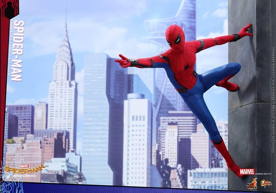 Spider-Man Homecoming : Spider-Man  SymgUr