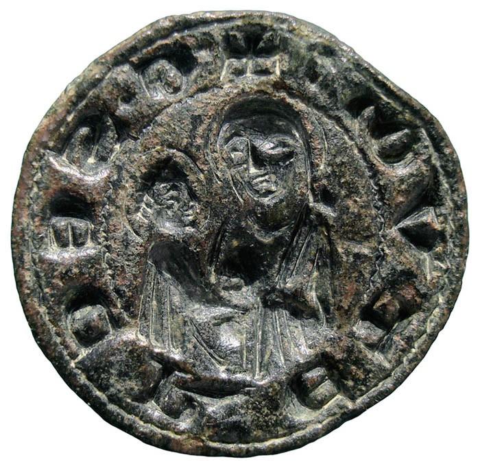 Sigillum medieval - OO038 Xb2dGa