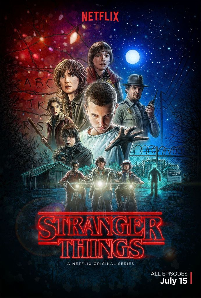 Stranger Things XmFaSz