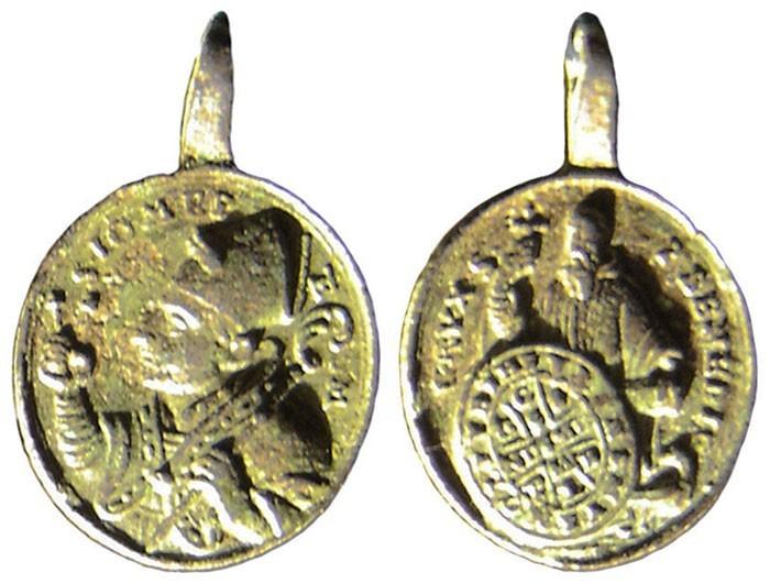 Medaille St Jean-Marc de Braga. XVIIIème Y6LYpi