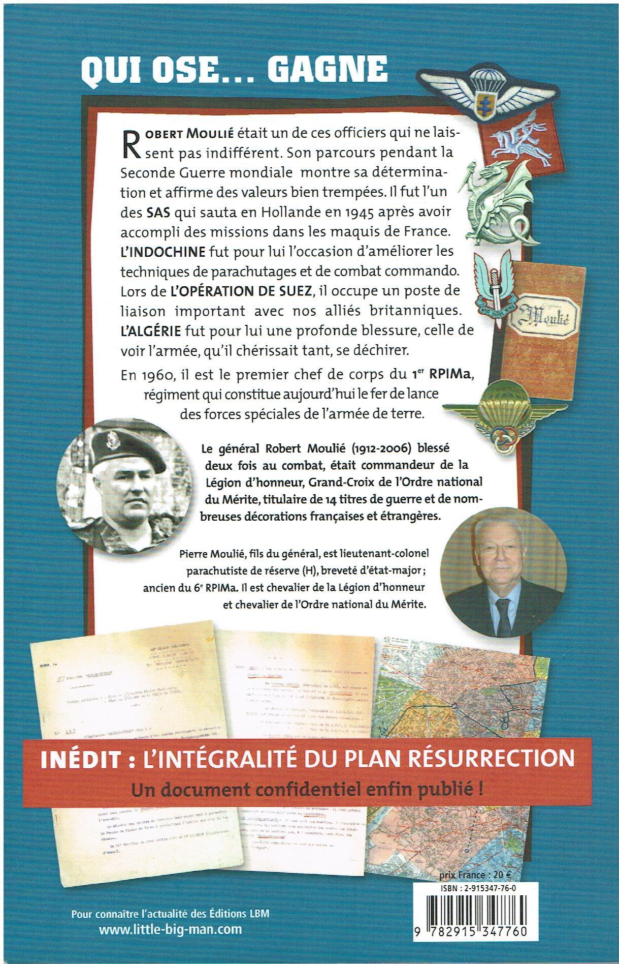 DES SAS au 1er RPIMa / Robert MOULIE YCgCZN