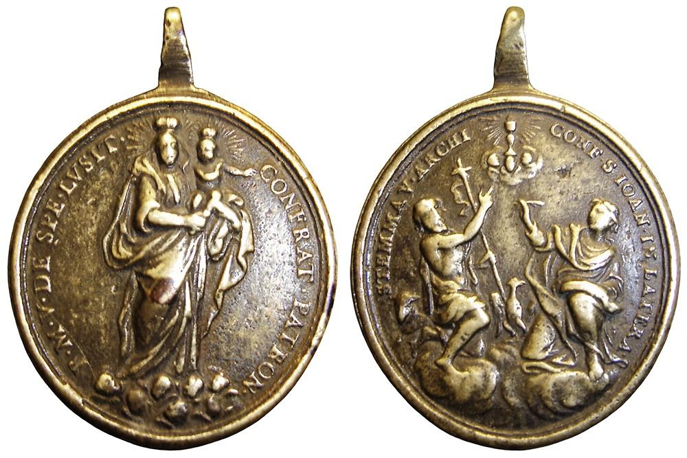 Medalla a identificar 3HzIkS