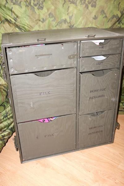 M1952 field desk. 9fQkFE