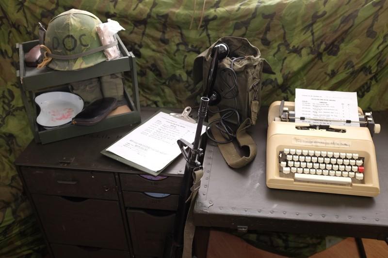M1952 field desk. BF4fha