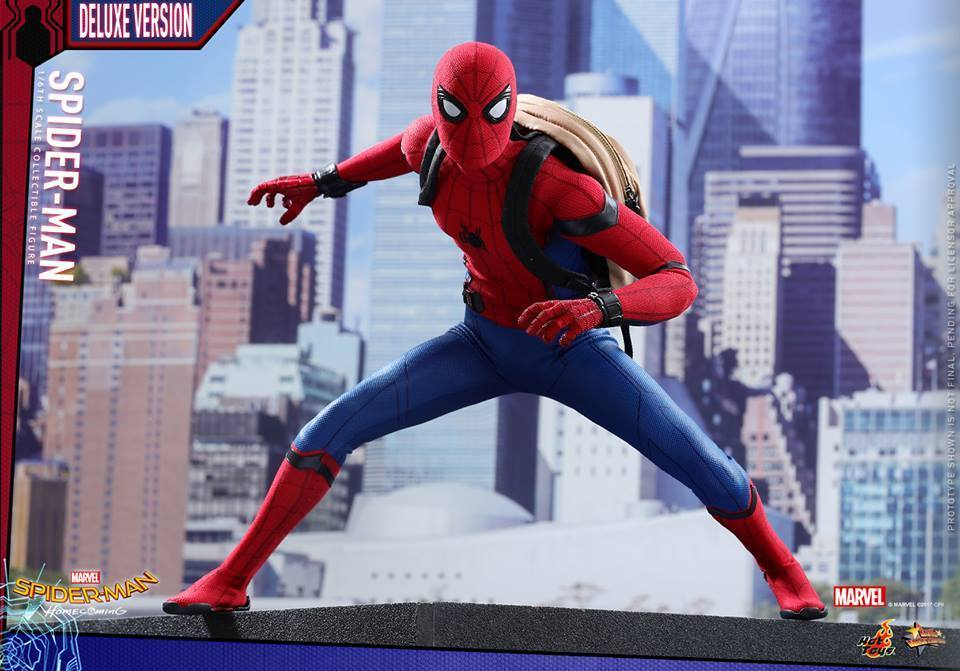 Spider-Man Homecoming : Spider-Man  Cw8d4g