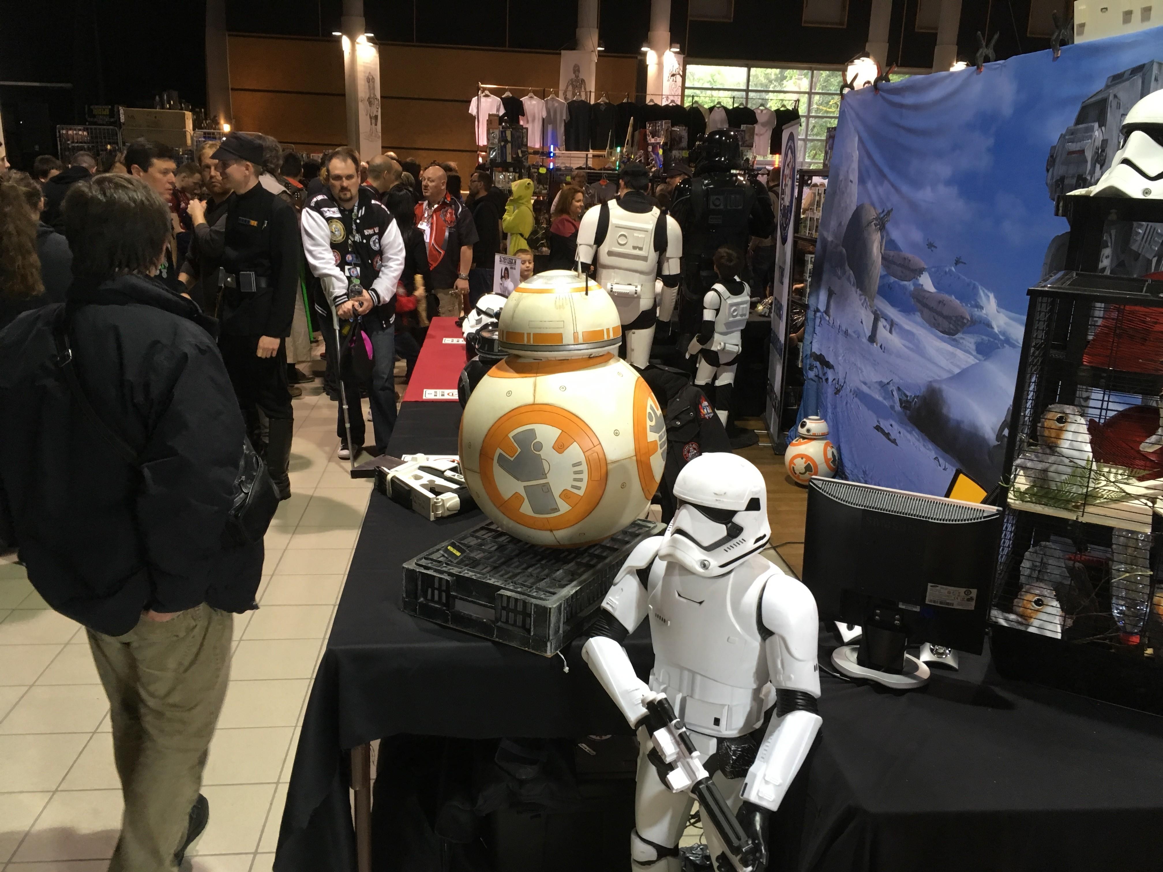 Générations Star Wars et SF 20ème édition - Cusset - 28 et 29 avril 2018 Cy4uJy