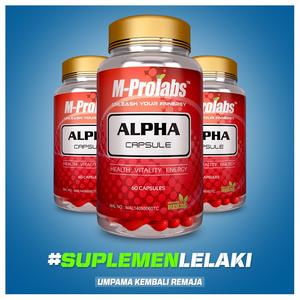 Alpha Capsule - Suplemen Herba Lelaki Terbaik DUE4cB