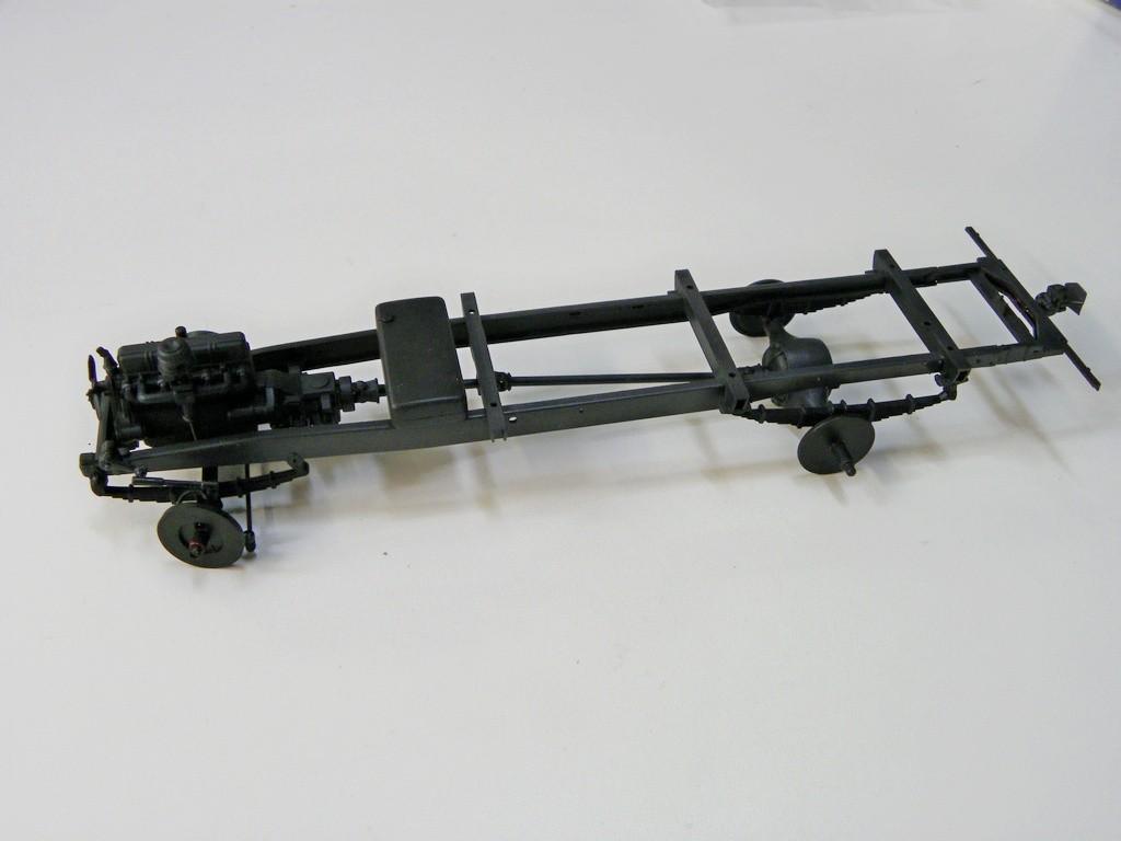 Epaves Opel Blitz  - Italeri  + Traction 15cv Heller - 1/24 [Maj 28-12-16 FINI] GbDFhR